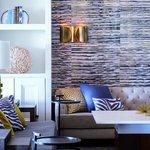 Unwind in the Cast & Plow Lobby Lounge
