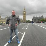 VIEW ON HOUSES OF PARLIAMENT AND BIG BEN, JUNE 2014.