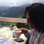 coffee at pfinstegg