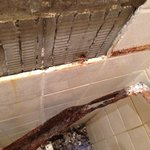 Bathroom Sink - Wall from Rust