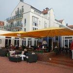 Restaurant StrandLust auf Wangerooge