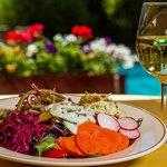 Salat Teller Lienz