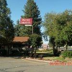 outside motel