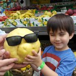 Lemons as large as your head!
