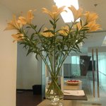 flowers which makes our day as beautiful as theirs... spa area