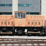 Museo del ferrocarril - Gijón - Locomotora