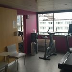 The Gym on the 12th floor