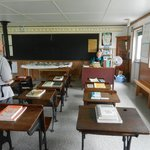 The One Room school house