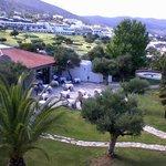 Aquila Elounda Village Restaurant Symposium