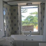 Jacuzzi tub with a view (Deluxe Room #41)