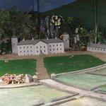 Model of Landlord's House