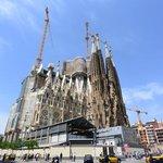 Sagrada Familia, a sacred work in progress.
