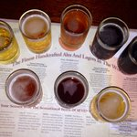 Sampler brew - yum