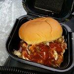 Not a eat in the car sandwich