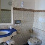 Bathroom in room 227 (Jr. Suite)
