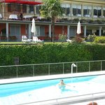 Pool at Hotel Belvedere