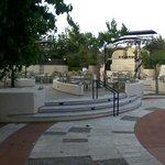 Grecotel Creta Palace Außenbereich für Abendunterhaltung