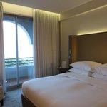 Schlafraum Suite