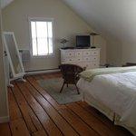 Upstairs (King Bedroom)