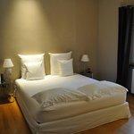 Le lit de la Suite