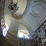 Escalier ovale