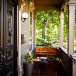 Top LGBT Hotel B&B Inn Burlington VT | Best Place to Stay in Burlington | FAB | Fun Retro CHIC