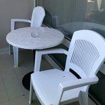 Room A356 Balcony Area