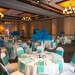DoubleTree by Hilton Hotel & Suites Charleston – Historic District offers nine event spaces.