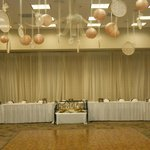 Convention Center Wedding