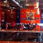 colorfull restaurant