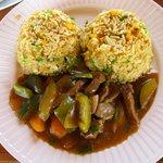 Chicken Vegetable Fish