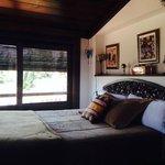 Saba bedroom