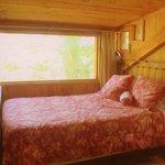 Loft bedroom in Mill