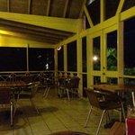 Mosquito proof terrace