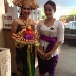 Traditional Indonesia drees