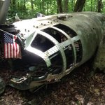 1963 B52 Bomber crash site...Rest in Peace for 7 of our dedicated airmen.