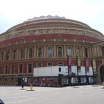 Royal Albert Hall - across from Hyde Park