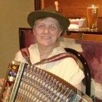Silvia y su acordeon  Música Austríaca