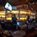 a full bar