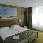 Room 8 -- Small Balcony Beyond