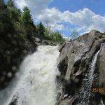 High Fall gorge