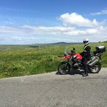 Another beautiful day of riding in Ireland!