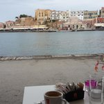 Slow afternoon in Chania