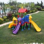 garden kids area