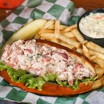 Phil's got a Lobster Roll to Shellabrate!,