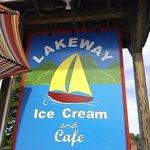 Foto de Lakeway Ice Cream & Cafe