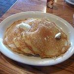 Pancakes (delicious!)