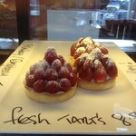 Raspberry and Strawberry Tarts - Next Time!
