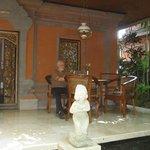 Saraswati bungalow patio