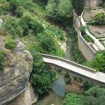 Ausblick von der alten Brücke